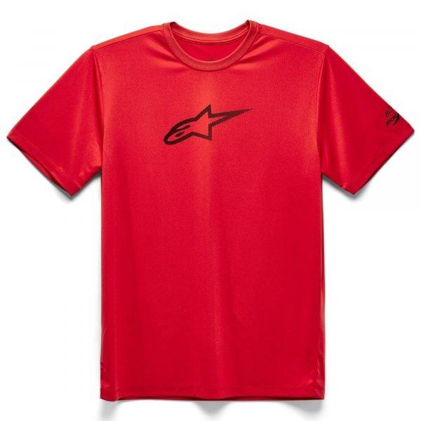 Alpinestars Tech Ageless Performance T-Shirt - Red colour, Chelsea, UK