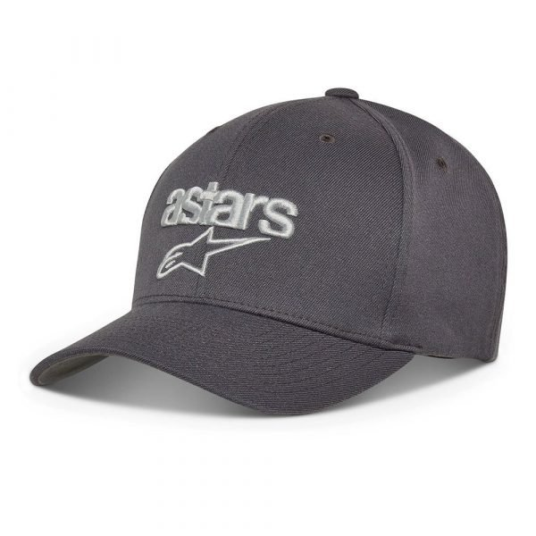 Alpinestars Heritage Blaze Hat - Charcoal Grey colour