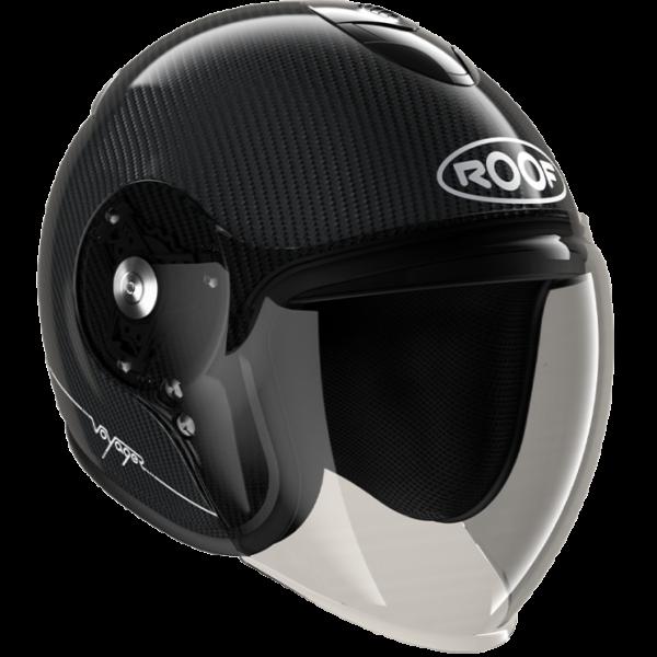 Roof RO38 Voyager Carbon Helmet - Chelsea, London, UK