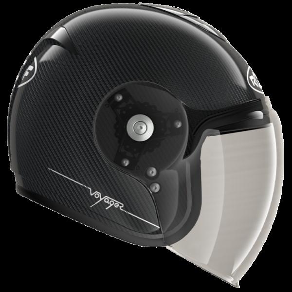Roof RO38 Voyager Carbon Helmet - Motorbike Clothing Shop