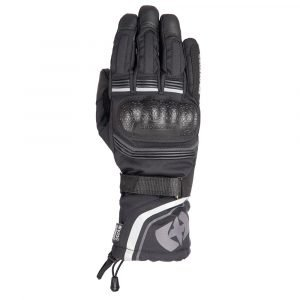 Oxford Montreal 4.0 MS Dry2Dry Gloves - Stealth Black colour, Motorcycles Clothing, London