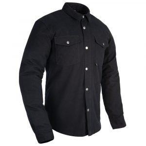 Oxford Kickback 2.0 MS Shirt - Black colour, Chelsea, London, UK