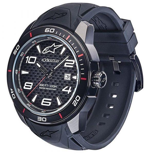 Alpinestars Tech Watch 3H NS - Black/Blue colour, Motorbike Clothing Shop