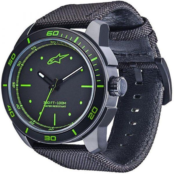 Alpinestars Tech Watch 3H SS - Black/Green colour, Scooter Accessories, UK
