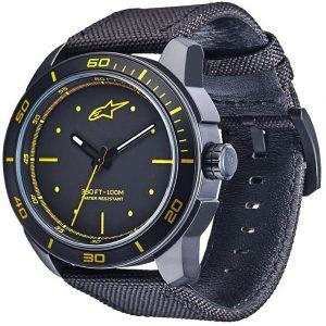 Alpinestars Tech Watch 3H NS - Black/Yellow colour, Chelsea, UK