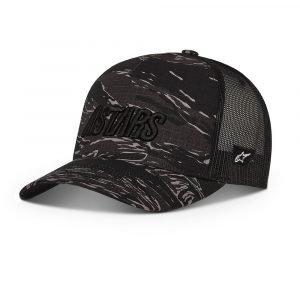 Alpinestars Tropic Hat - Charcoal/Black colour