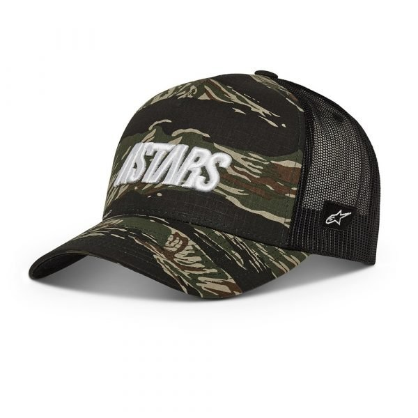 Alpinestars Tropic Hat - Military/Black colour, Motorcycles Clothing, London, UK