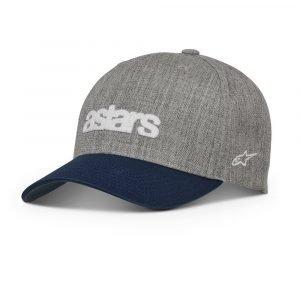Alpinestars History Hat - Navy/Rust colour, CMG Shop, Chelsea