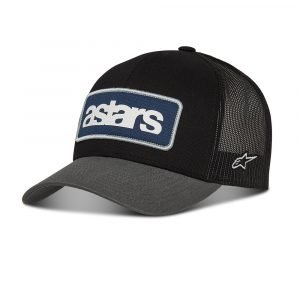 Alpinestars Manifest Trucker Hat - Black/Charcoal colour, CMG