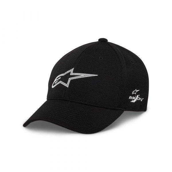 Alpinestars Ageless Velo Tech Hat - Black colour, Motorcycles Clothing