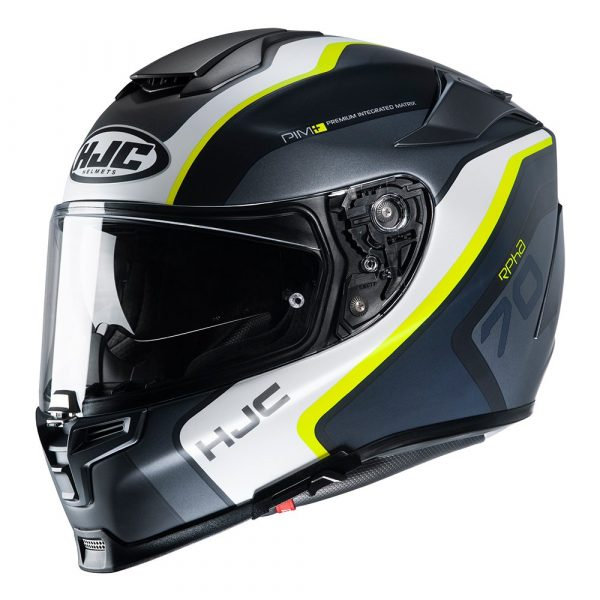 HJC RPHA 70 Kroon Helmet - Fluo colour
