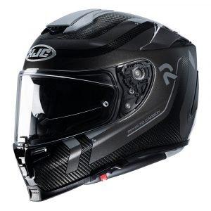 HJC RPHA 70 Reple Helmet - Black colour, MCS