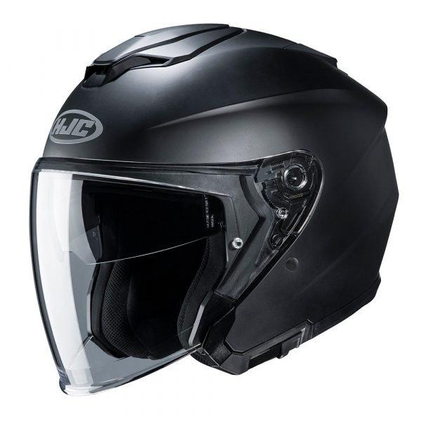 HJC i30 Helmet - Matt Black Colour, Chelsea