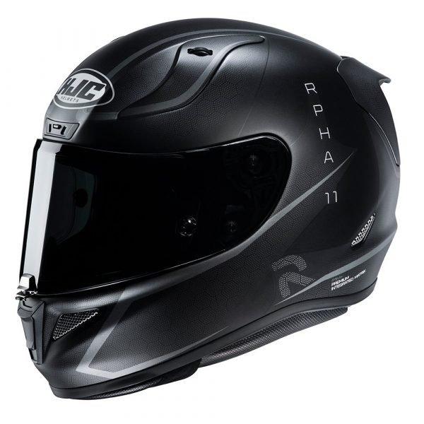 HJC RPHA 11 Jarban Helmet - Black colour, Motorcycles Clothing Shop