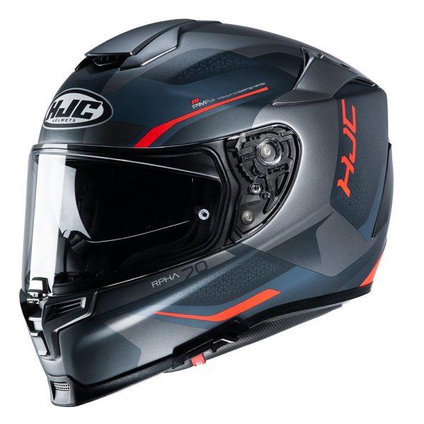 HJC RPHA 70 Kosis Helmet - Orange colour