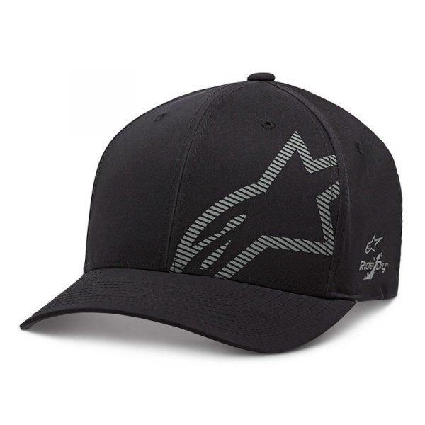 Alpinestars Corp Shift Wp Tech Hat - Black/Charcoal colour