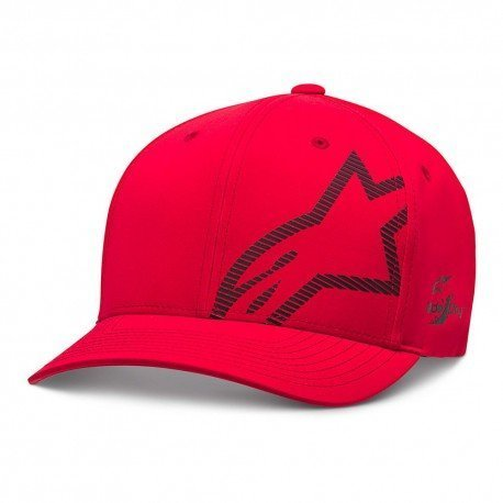 Alpinestars Corp Shift Wp Tech Hat - Red/Black colour
