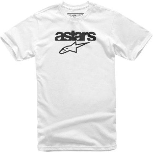 Alpinestars Heritage Blaze T-Shirt - White colour