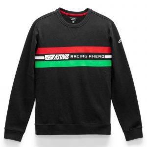 Alpinestars Highway Crew Fleece - Black colour