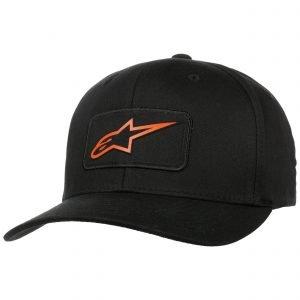 Alpinestars Levels Hat - Black colour, Chelsea Motorcycle Clothing, UK