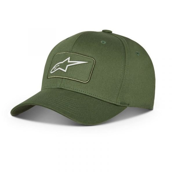 Alpinestars Levels Hat - Green colour