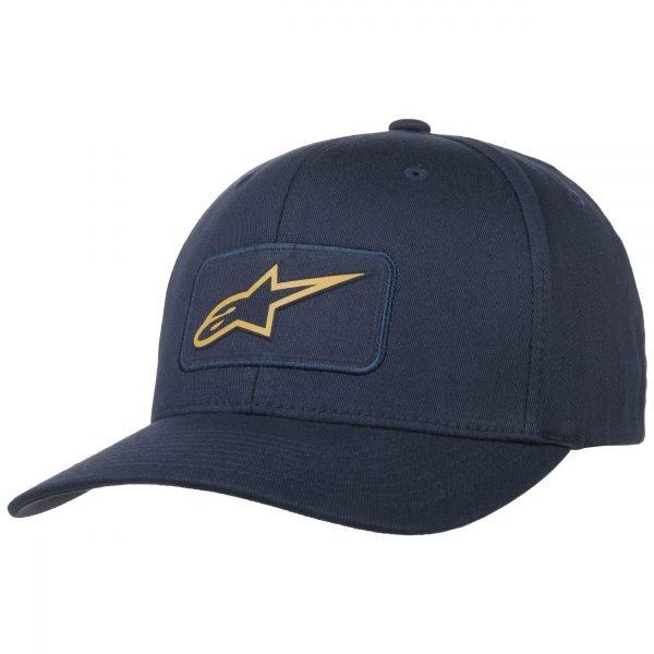 Alpinestars Levels Hat - Navy colour