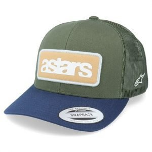 Alpinestars Manifest Trucker Hat - Military/Navy colour