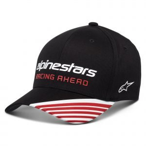 Alpinestars Phase Race Hat - Black colour