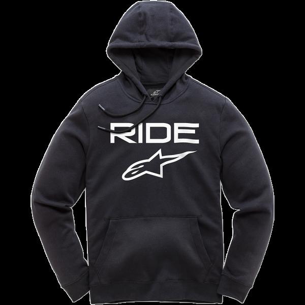 Alpinestars Ride 2.0 Fleece - Black/White colour