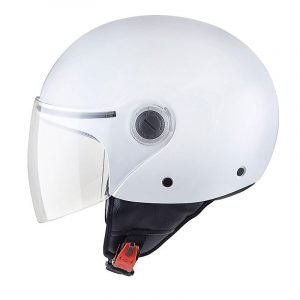 MT Street Helmet - Gloss Pearl White colour