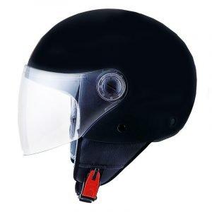 MT Street Helmet - Matt Black colour, London, UK