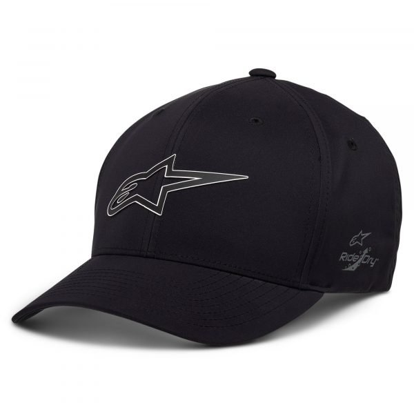 Neo Alpinestars Ageless Wp Tech Hat - Black colour