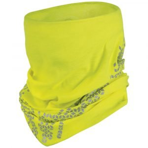 Oxford Tech Tube Pro Coolmax Reflex Cubed Fluo Yellow Single